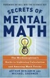 Cover of Secrets of Mental Math