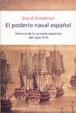 Cover of El poderío naval español