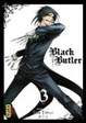 Cover of Black Butler, Tome 3