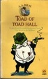 Cover of Toad of Toad Hall