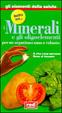 Cover of Tutto su i minerali e gli oligoelementi