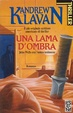 Cover of Una lama d'ombra