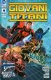 Cover of Giovani Titani #8