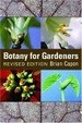 Cover of Botany for Gardeners