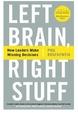Cover of Left Brain, Right Stuff