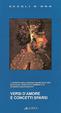 Cover of Versi d'amore e concetti sparsi