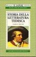 Cover of Storia della letteratura tedesca