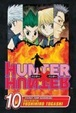 Cover of Hunter X Hunter, Volume 10