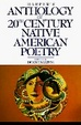 Cover of Harper's Anthology of Twentieth Century Native American Poetry