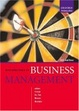 Cover of Introduction to Business Management