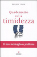 Cover of Quadernetto sulla timidezza