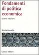Cover of Fondamenti di politica economica