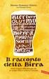 Cover of Il racconto della birra