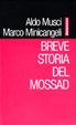 Cover of Breve storia del Mossad