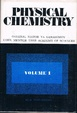 Cover of Physical Chemistry, Vol. 1