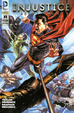 Cover of Injustice: Gods Among Us #11