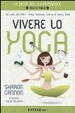 Cover of Vivere lo yoga