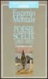 Cover of Poesie scelte (1920-1970)