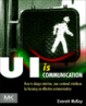 Cover of UI is Communication