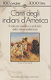 Cover of Canti degli Indiani d'America