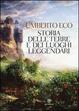 Cover of Storia delle terre e dei luoghi leggendari