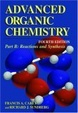 Cover of Advanced Organic Chemistry, Fourth Edition - Part B