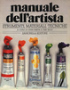 Cover of Manuale dell'artista