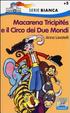 Cover of Macarena Tricipités e il circo dei due mondi