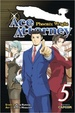 Cover of Phoenix Wright: Ace Attorney, Vol. 5