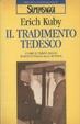 Cover of Il tradimento tedesco