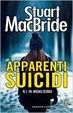 Cover of Apparenti suicidi