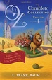Cover of Oz, the Complete Collection: Rinkitink in Oz; The Lost Princess of Oz; The Tin Woodman of Oz Volume 4