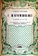 Cover of I rusteghi
