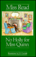 Cover of No Holly for Miss Quinn