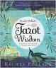 Cover of Rachel Pollack's Tarot Wisdom