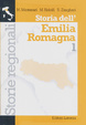 Cover of Storia dell'Emilia Romagna - vol. 1