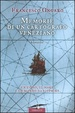 Cover of Memorie di un cartografo veneziano