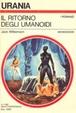 Cover of Il ritorno degli umanoidi