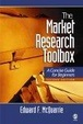 Cover of The Market Research Toolbox
