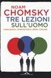 Cover of Tre lezioni sull'uomo