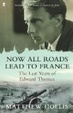 Cover of Edward Thomas the Final Years
