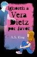 Cover of Ignoren a Vera Dietz por favor