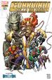 Cover of Guardiani della Galassia #46