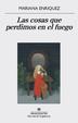 Cover of Las cosas que perdimos en el fuego