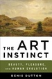Cover of The art instinct
