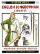 Cover of English Longbowman, 1330-1515 AD