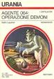 Cover of Agente 064: operazione demoni