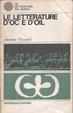 Cover of Le letterature d'oc e d'oil