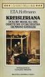 Cover of Kreisleriana, dolori musicali del direttore d'orchestra Kreisler Giovanni