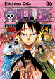 Cover of One Piece - New Edition 36